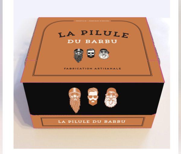 pilule du Barbu 15 boîtes
