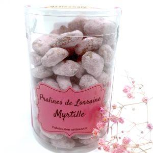 praline myrtille
