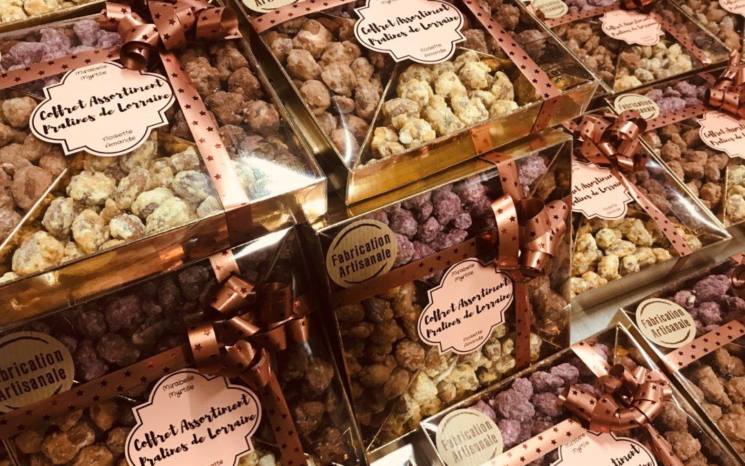 Une fabrique de bonbons artisanaux à Nancy