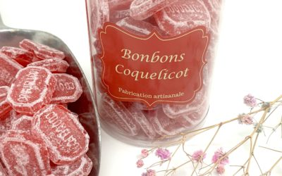 Boutique de bonbons à Nancy